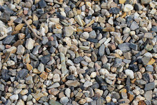 Pebble, Texture, Stone, Pattern, Steinchen, Many, Small