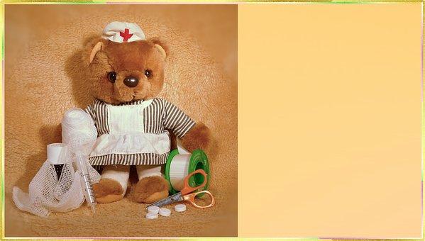 Teddy, Soft Toy, Cute, Sweet, Teddy Bear, Bear
