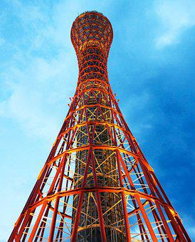 Tower, Sky, Construction, Tallest, Architecture, Travel