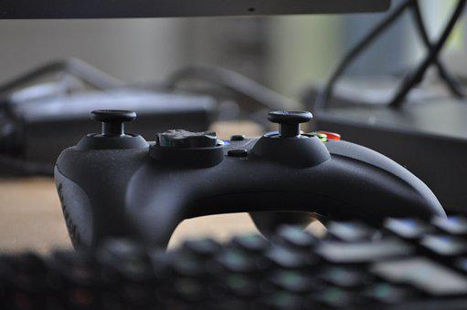 Technology, Controller, Play, Video Game, Gamepad