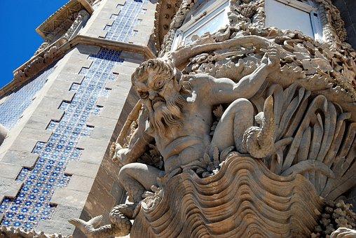 Sculpture, Architecture, Travel, Ancient, Art, Portugal