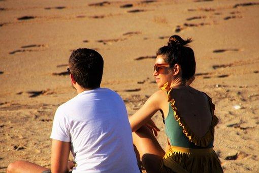 Indian Ocean, Para, Sri Lanka, Sand, Beach, Summer