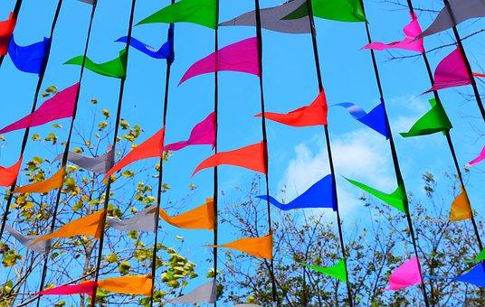 Nature, Leaf, Summer, Art, Color, Flora, Bright, Flower