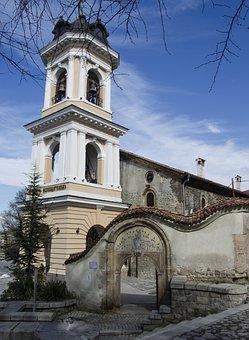 Church, Plovdiv, Bulgaria, Travel, Tourism, Medieval