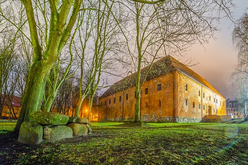 Castle, Castle Of The Teutonic Knights, Monuments