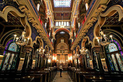 Travel, Cathedral, Religion, Inside, Architecture