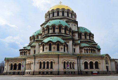 Alexander Nevsky Cathedral, Sofia, Bulgaria, Church