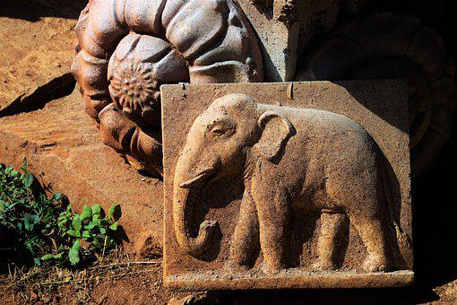 Elephant, Culture, Sri Lanka, The Structure Of The
