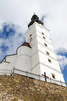 Church, Czech, Ancient, Branna, Jeseniky, Republic