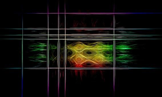 Abstract, Desktop, Futuristic, Dark, Pattern, Graphic