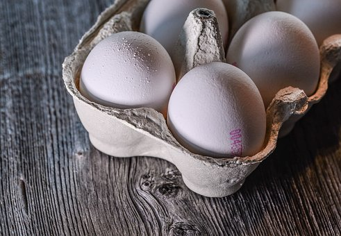 Egg, Wooden, Food, Easter, Table, Wood, Shell, Rustic
