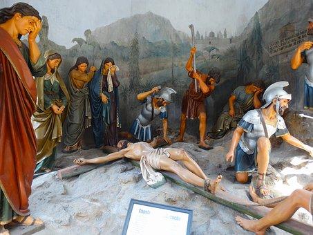 Holy Week, Art, Chapel