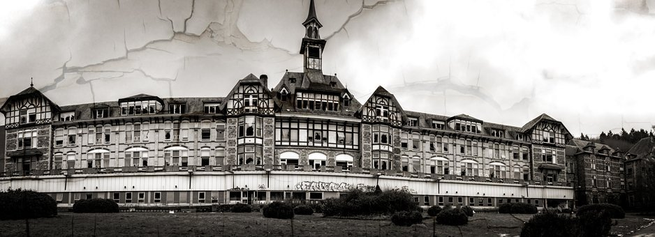 Clinic, Hospital, Lost Places, Sanatorium, Pforphoto