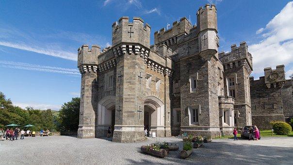 Lake District, Castle, Architecture