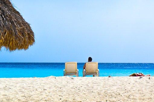 Sand, Beach, Mar, Costa, Summer, Ocean, Holidays, Trip