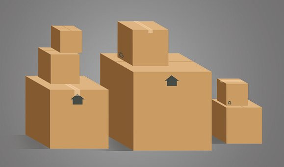Box, Cardboard, Carton, Container, Packaging, Moving