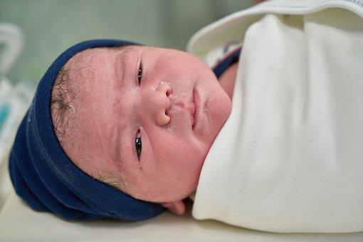 Baby, Newborn, Birth, Mom, Child, Small, Happiness