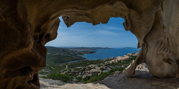 Nature, Waters, Travel, Rock, Sky, Corsica, Sardinia