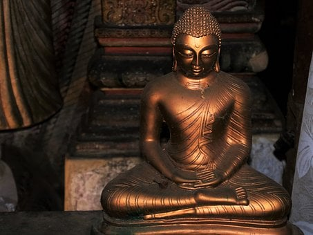 Buddha, Religion, Sculpture, Meditation, The Statue