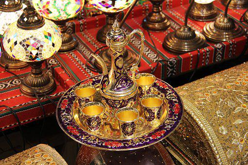 Lights, Beautiful, Souvenir, Decoration, Market, Bazaar