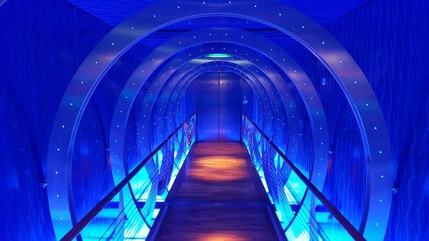 Aida, Time Tunnel, Futuristic, Tunnel, Passage