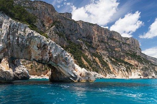 Waters, Nature, Sea, Travel, Coast, Corsica, Sardinia