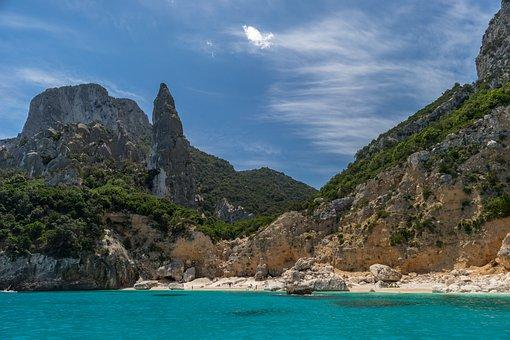 Travel, Coast, Nature, Waters, Sea, Corsica, Sardinia