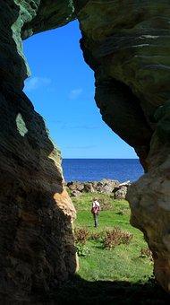 Nature, Outdoors, Rock, Travel, Water, Seashore