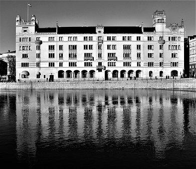 Architecture, Water, Building, Palace, Mirroring
