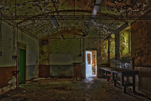 Architecture, Home, Leave, Window, Room, Door, Wood