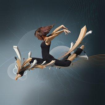 Ballet, Adult, Dancer, Agility, Flexibility