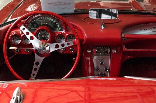 Auto, Chevrolet, Corvette, Vehicle, Transport System