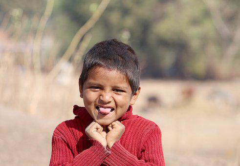 Child, Outdoors, Happiness, Nature, Happy Boy, Person