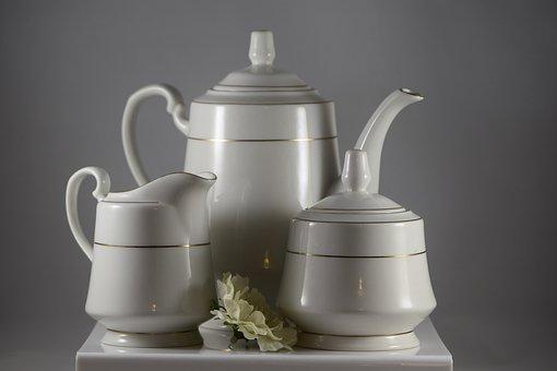 Cup, Coffee, Tea, Kitchenware, Drink, Pot, Porcelain