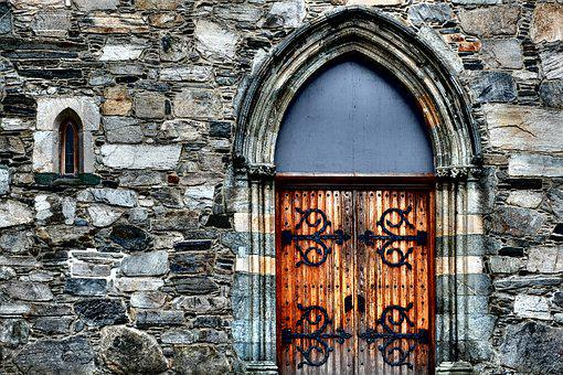 Entry, Architecture, Gothic Architecture, Facade