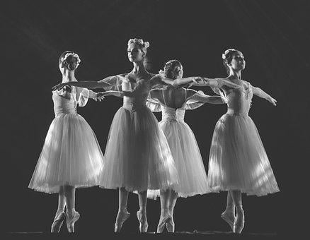 Ballerina, Ballet, Ballet Dancer, Dancer, Figurine