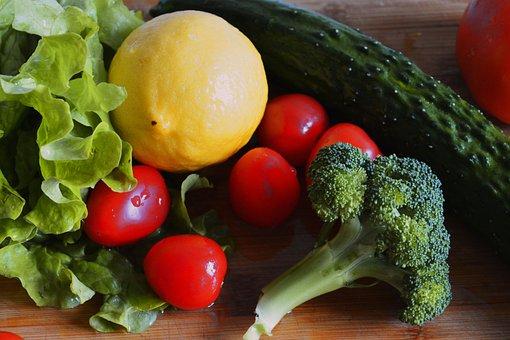 Food, Vegetable, Healthy, Tomato, Fruit, Lemon