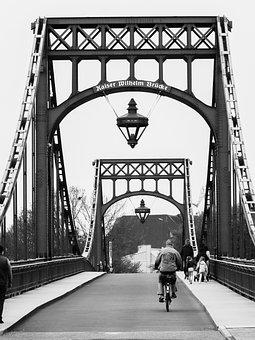 Transport System, Bridge, Human, Vehicle