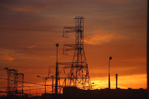 Industry, Energy, Sky, Technology, Tower, Electricity