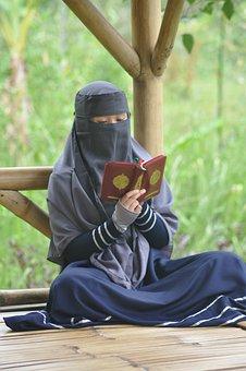 Woman, Hijab, Women, Model, Islam, Potrait, Gorgeous