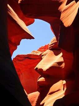 Nature, Geological, Canyon, Erosion, Option, Sand