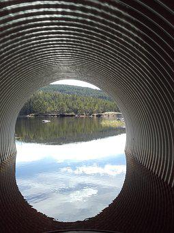 Outdoor, Body Of Water, Bro, Tunnel
