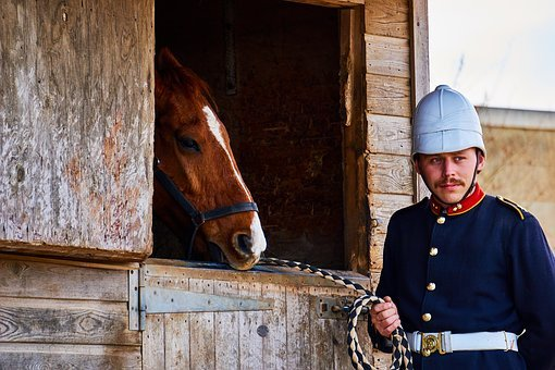 Cavalry, Soldier, Horse, Patriotism, Malta