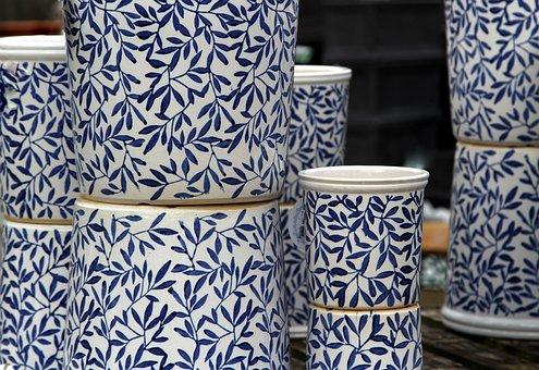 Pattern, Decoration, Ceramic, Craft, Pottery