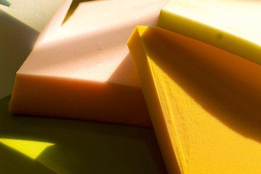 Sponge, Yellow, Soft, Texture, Nobody, Pattern, Close