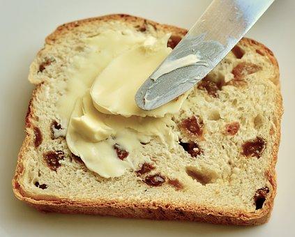 Raisin Bread, Bread, Raisins, Pastries, Yeast Biscuits