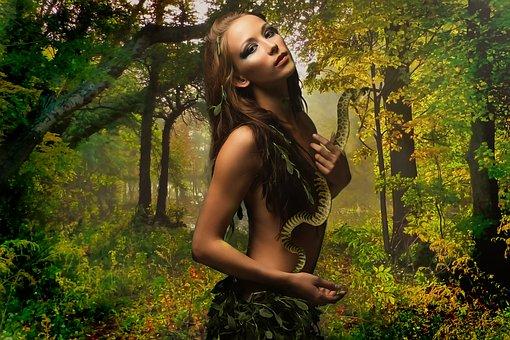 Fantasy, Amazon, Woman, Female, Beauty, Young, Model