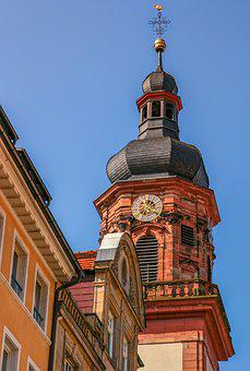 Architecture, Travel, Building, Steeple, City