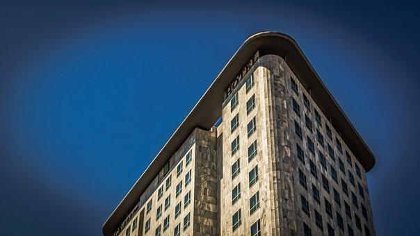 Hotel, Valencia, Architecture, Sky, City, Tallest