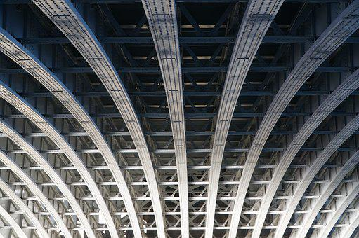 Architecture, Building, Modern, Expression, Bridge